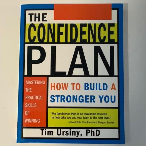 Book: The Confidence Plan